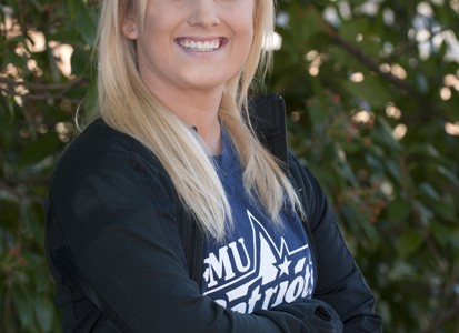Ogiltree comes from Canada to play women's soccer at FMU