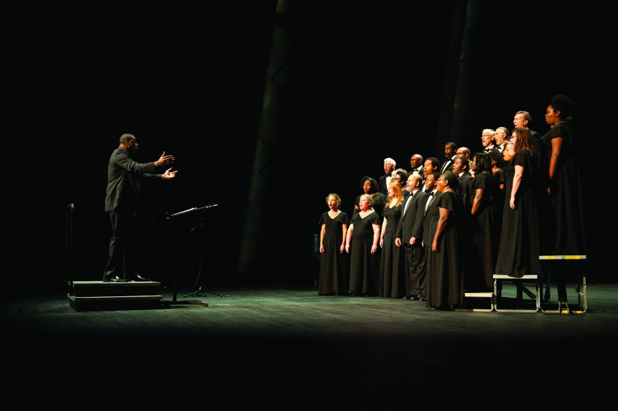 Charleston Spiritual Ensemble performs special tribute to 9/11 first responders