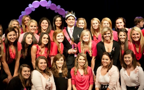 ZTA raises breast cancer awareness with Big Man on Campus pageant