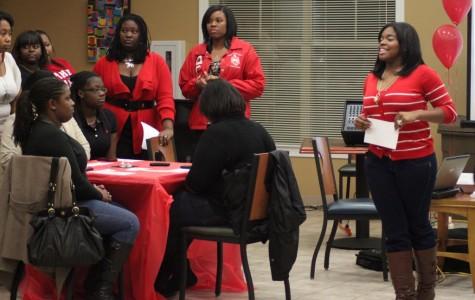 Delta Sigma Theta sorority celebrates founding of XI Omicron chapter at FMU