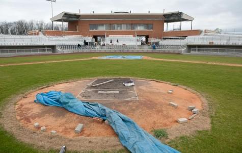 Baseball team preparing for new season