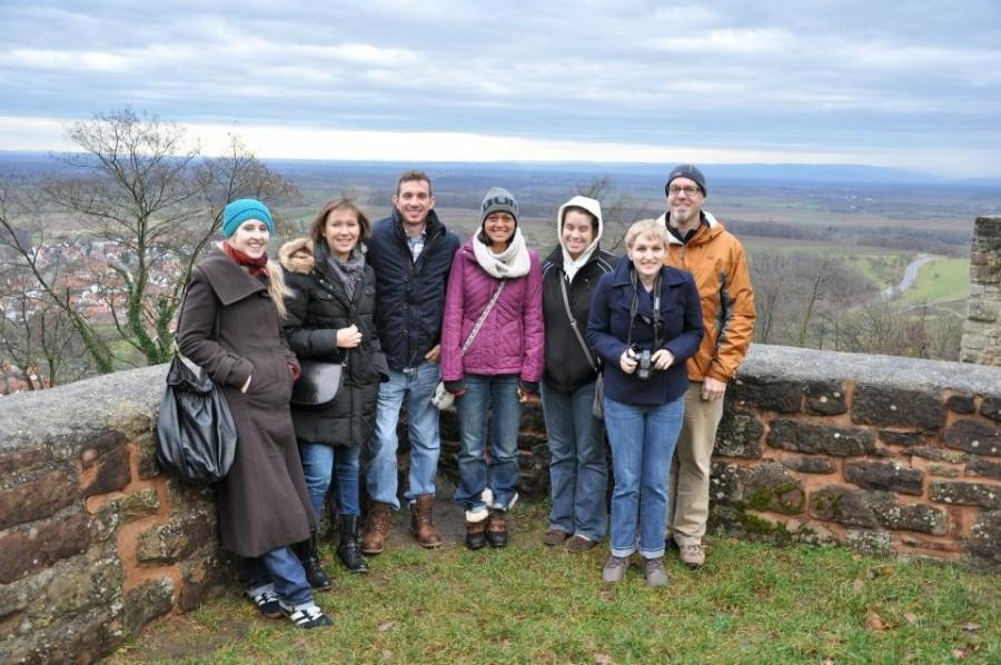 Group+explores+German+culture