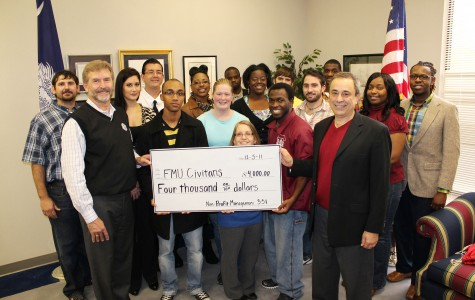FMU's non-profit management class project benefits Civitan Club