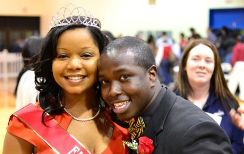 King, Queen crowned during Homecoming