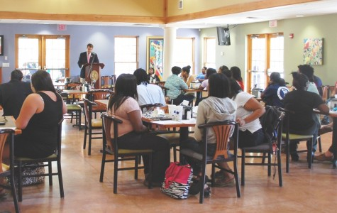 Simpson delivers State of the SGA address