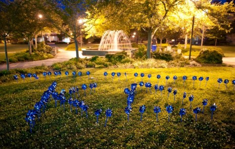 Pinwheels spin to stop child abuse: Kappa Delta raises money for Prevent ChildAbuse America