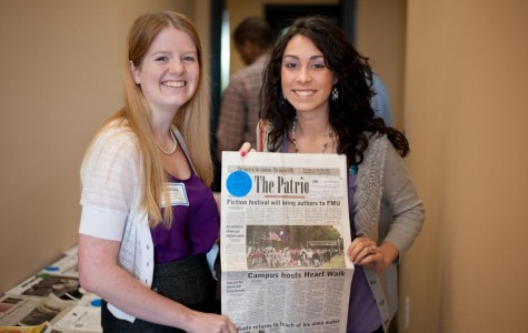 The Patriot staff dominates in statewide press competition