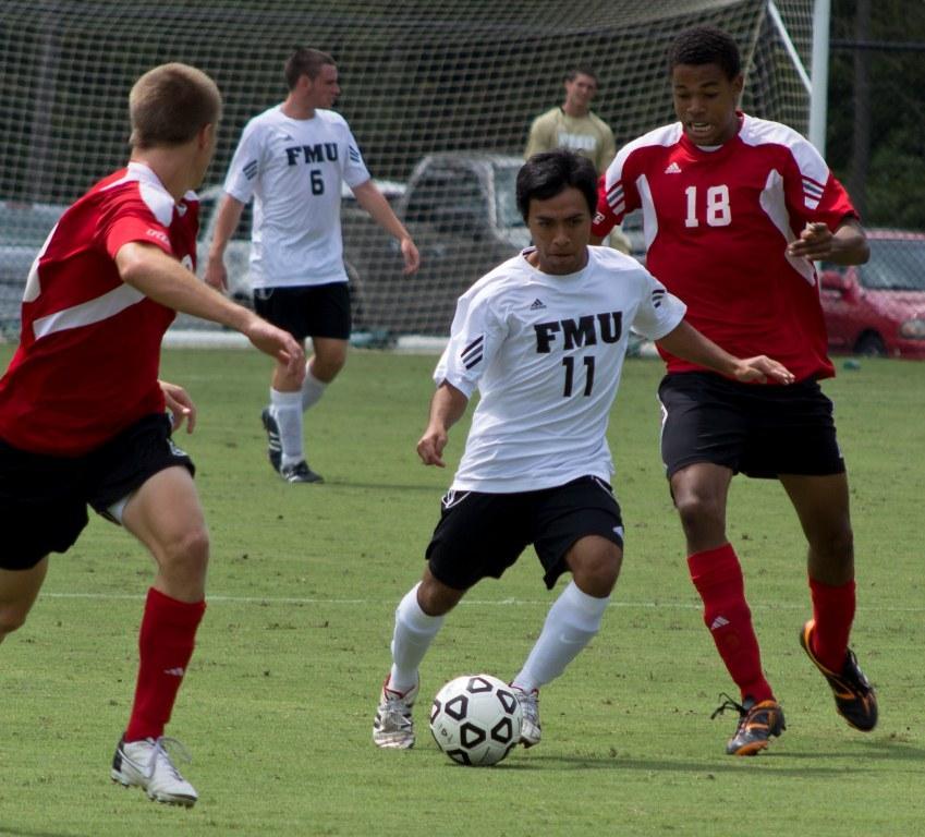 Flagler College Saints beat Patriots, 2-0, in PBC