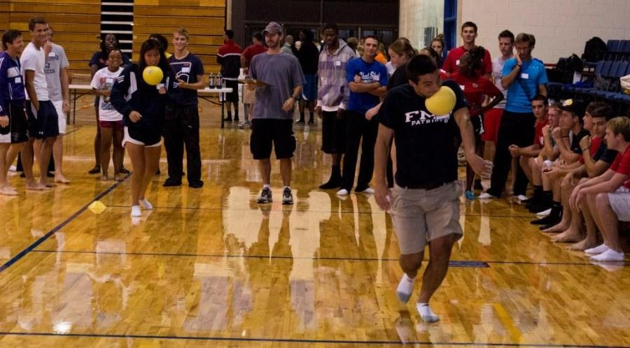 FMU Buddy Night sparks competition