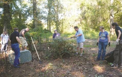 History honors fraternity pays Revolutionary War hero respect