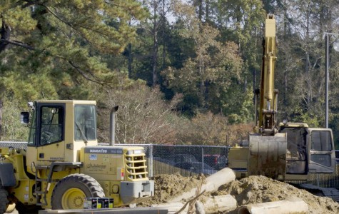 FMU begins construction: Office Services building to be completed by summer 2013