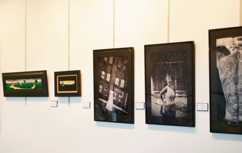 Alumni works featured at art show