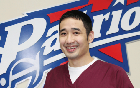 Graduate student to obtain his Master of Science in Nursing