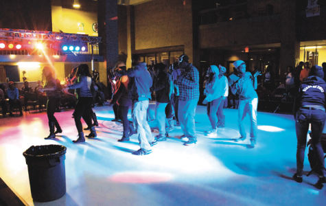 SAA hosts homecoming dance