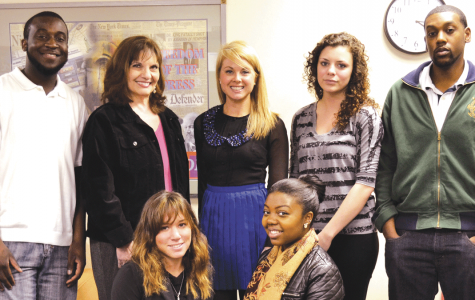 Students chosen for Media Discovery Trip