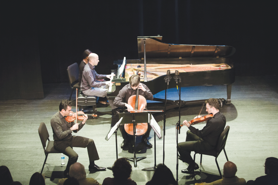 SC Chamber Music Festival: Hundreds attend first annual music celebration