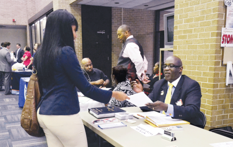 Career Fair draws new employers