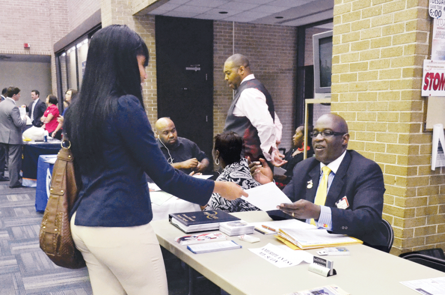 Career+Fair+draws+new+employers