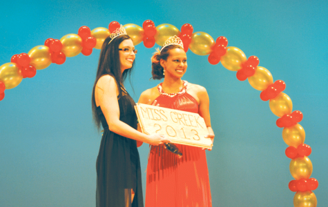 Porter crowned Miss Greek 2013 in pageant