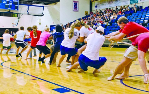 Student athletes become buddies for a night