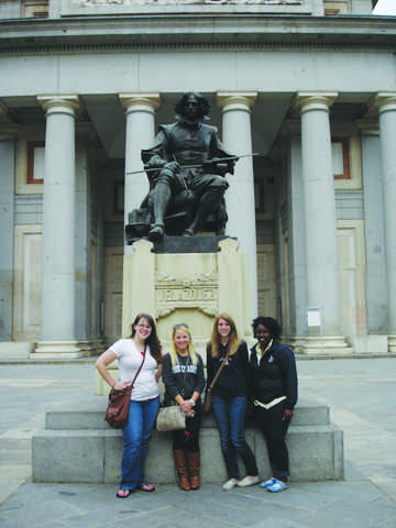 Study abroad program crosses new border