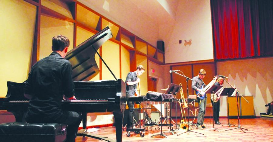 FAC presents Ensemble Roar : Concerto, rock offers new musical experience