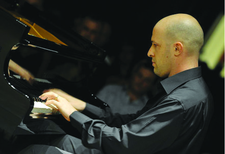 Professor Spotlight Dr. Paolo Gauldi : Gualdi shares his musical Pasion with CD