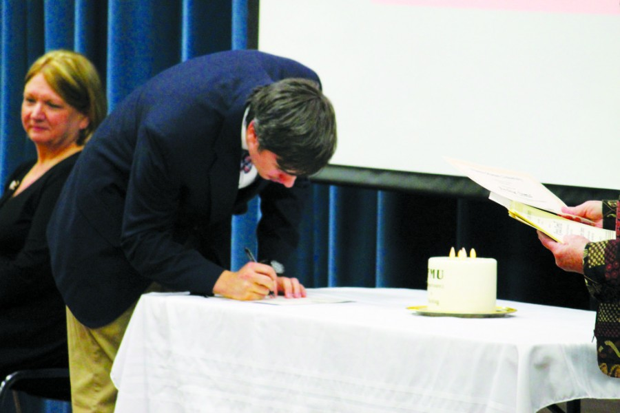 Nursing Honor Society inducts 32 members