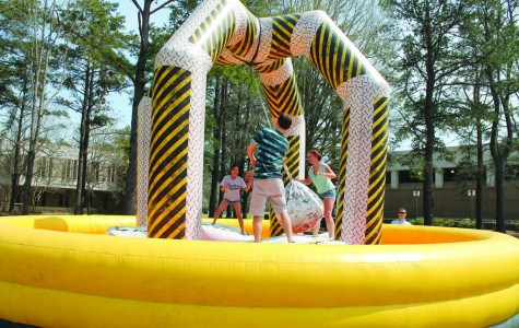 Spring fest provides fun, food, games
