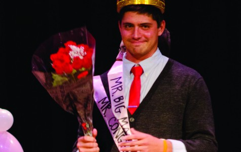 Pinillos crowned Big Man on Campus