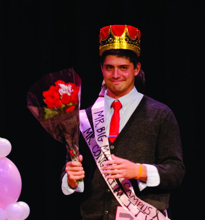 Pinillos+crowned+Big+Man+on+Campus
