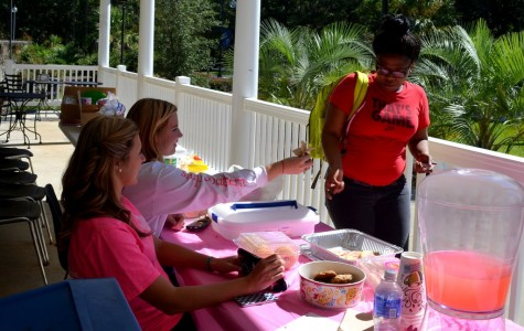 ZTA bake sale sweetens breast cancer cause