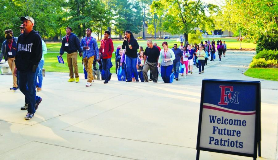 FMU+welcomes+incoming+students%3B+Over+200+prospects+attend+campus+tours%2C+seminars