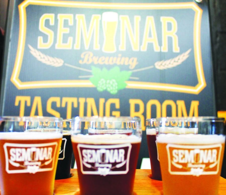 FMU professors open local craft brewery