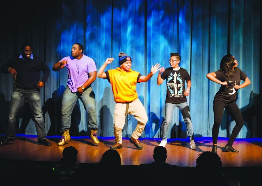 Students showcase talents at Apollo Night