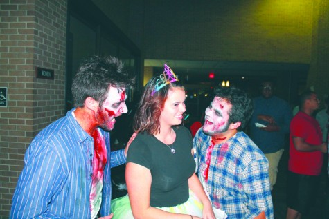 UPB and Diplomats sponsor CarnEvil event