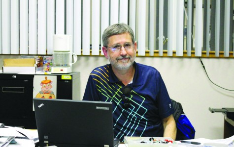 Professor Spotlight: Travis Ragsdale - Chemist cooks up excellence, dishes out experience