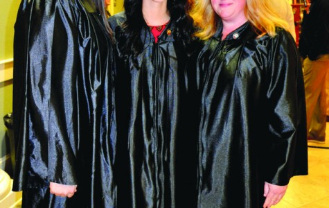 Nursing pinning ceremony recognizes 36 graduates