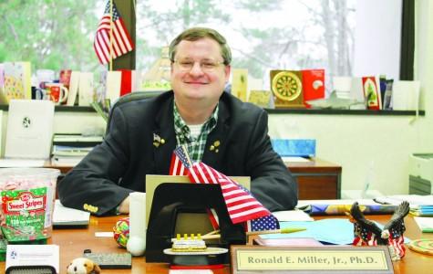 Professor Spotlight: Dr. Ronald Miller