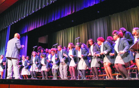 Campus gathers to celebrate life of Dr. King: Speaker inspires audience to live with purpose, vision