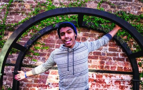 Freshman thrives through FMU theatre program
