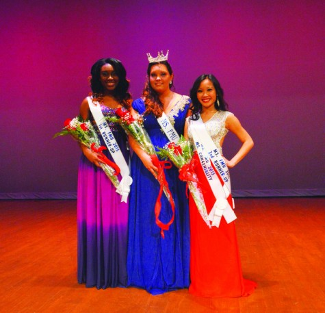 Willams crowned Ms. FMU