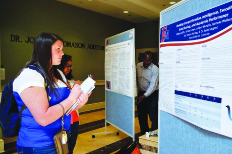 Students learn about crime rates, drugs