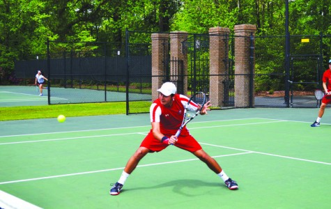 FMU tennis sweeps in non-conference play