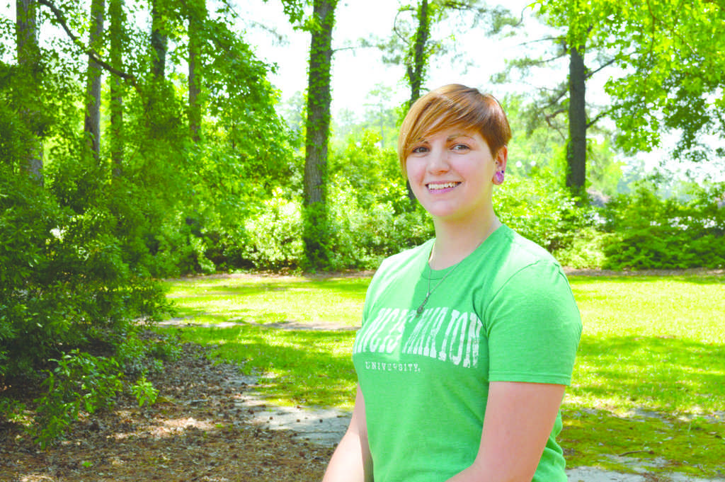 Morgan Soulantikas spent her last two years as an undergraduate studying the caws of the American crow.
