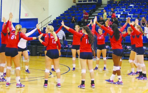 Freshmen lead Pats to victory over Bobcats
