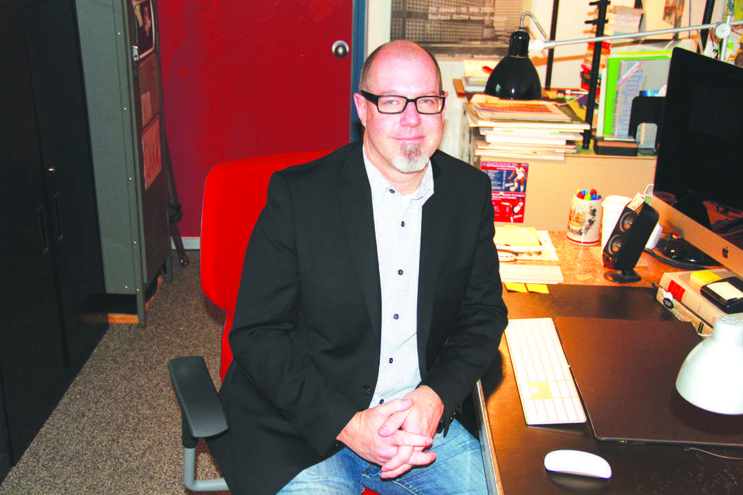 Charles Jeffcoat gives students opportunities to practice graphic design in the real world. Jeffcoat has done graphic design for bands and organizations such as St. Jude's Children's Hospital and Chevelle.