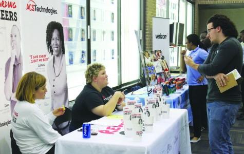 FMU hosts career fair for students