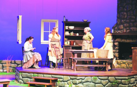 """""""Dancing at Lughnasa"""" is the tale of Five sisters living together, while taking care of their sick uncle Jack."""