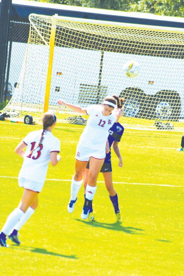 FMU Women's Soccer